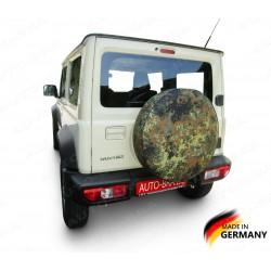 BLACK Spare Wheel Cover