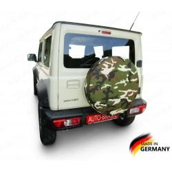 Bundeswehr Reserveradabdeckung Reserveradhülle Reifencover