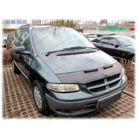 Hood Bra for Dodge Caravan m.y. 1996 - 2001