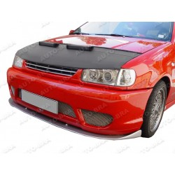 Hood Bra for VW Polo 6N Mk3 with Bad Look