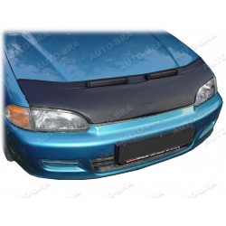Hood Bra for  Honda Civic 5 generation  m.y. 1991-1995