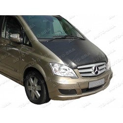 FULL BRA Mercedes Vito, Viano W639 WHOLE HOOD 2003 - 2014