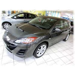 Deflektor kapoty pro  Mazda 3 2. Gen r.v. 2009 - 2013
