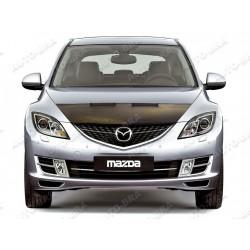 BRA de Capot   Mazda 6 2. Gen. a.c. 2008-2012