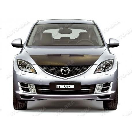 Hood Bra for   Mazda 6 2. Gen m.y.  2008 - 2012