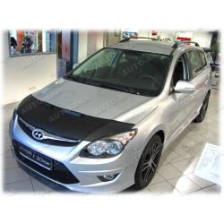 Hood Bra for Hyundai i30 FD m.y. 2007 - 2011