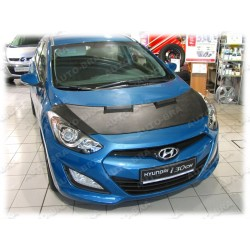 Hood Bra for Hyundai i30 GD m.y. 2011-2016