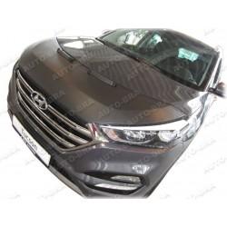 Hood Bra for Hyundai  Tucson m.y 2015-present