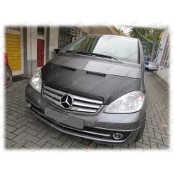 Hood Bra for Mercedes A-Klasse W169 m.y. 2004 - 2012