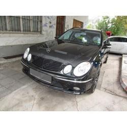 BRA de Capot   Mercedes E-class  W211 a.c. 2002-2006