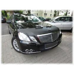 Hood Bra for Mercedes C-Klasse W212 m.y. 2009-2013