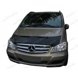 Hood Bra for Mercedes Viano,Vito W639 m.y. 2003-2014