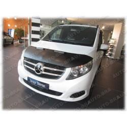 Hood Bra for Mercedes Viano,Vito V-class W447 m.y. 2014-present