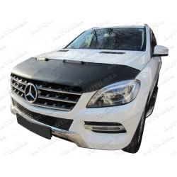 Hood Bra for Mercedes-Benz GLE W1663 C292 m.y. 2015-present