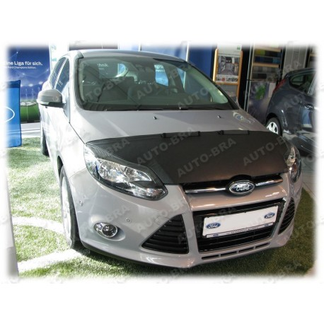 Hood Bra for Ford Focus Mk3 m.y. 2010 - 2014